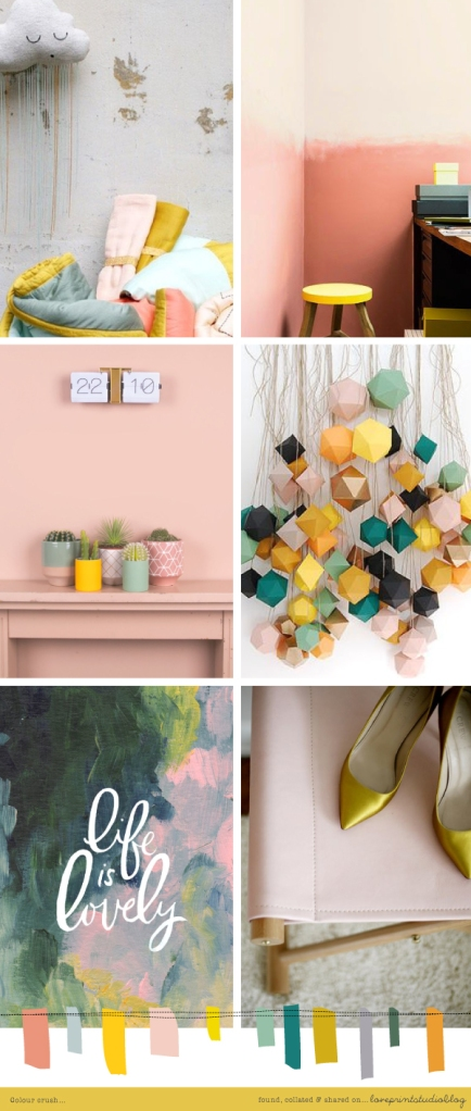 Colour-crush-pink,-ocre-aqua