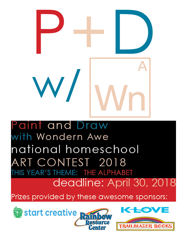 Paint+Draw w/ WnA 2018