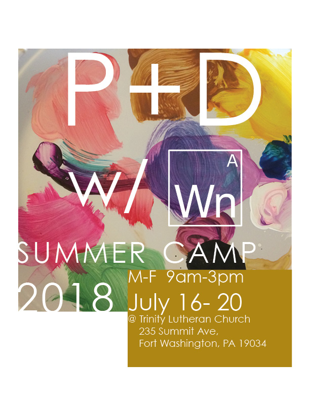 P+D w/ WnA Summer Camp!